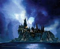 Full Moon at Hogwarts