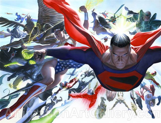 Kingdom Come: Absolute