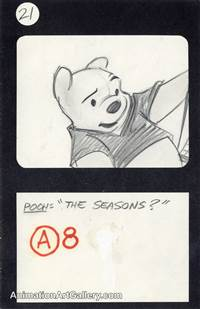 Storyboard of Winnie the Pooh from Seasons