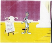 Production Cel of Bugs Bunny from Warner Bros (c.1950s)