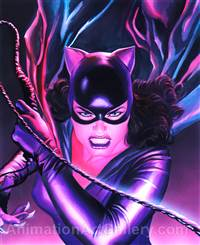 Mythology: Catwoman (paper)