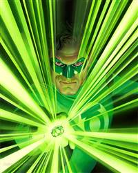 Mythology: Green Lantern