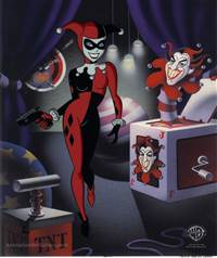 Classic Harley Quinn - Limited Edition Cel