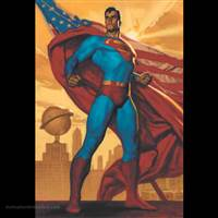 Superman: Truth, Justice and the American Way (Giclee on Paper)