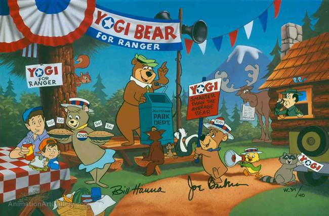 Yogi for Ranger - HC