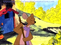 Production Cel of Kanga - WDCCJP6