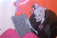 Disneyland Cel Set-up of Cruella De Vil from 101 Dalmatians