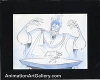 Storyboard of Hades from Hercules
