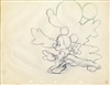 Production Drawing of Mickey Mouse - WDDMB136
