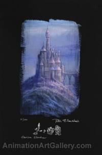 Beauty and the Beast Castle (Deluxe)