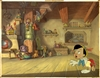 Original Master Set-up of Pinocchio from Pinocchio (1940)