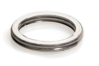 Exhaust Crush Gasket - 32.6mm x 24mm x 4.4mm