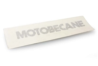 Motobecane Moped Silver Decal