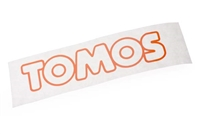 Tomos Letters Decal