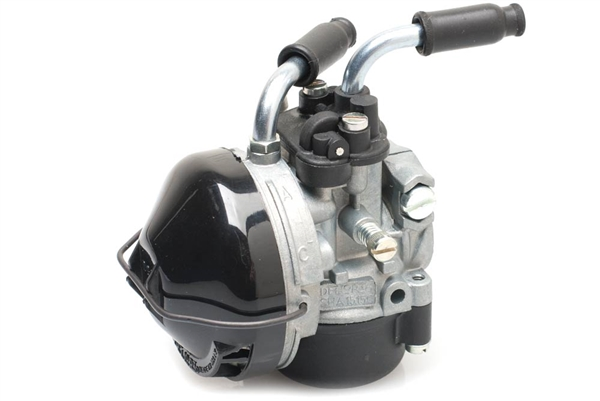Dellorto SHA 15.15 Cable Choke Moped Carburetor