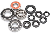Derbi Piston Port Moped Bearing & Seal Pack