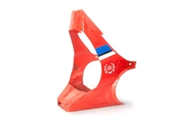 Derbi Red Engine Cowl Fairing