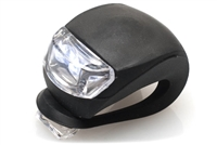 Black LED Moped Head Light Blinky