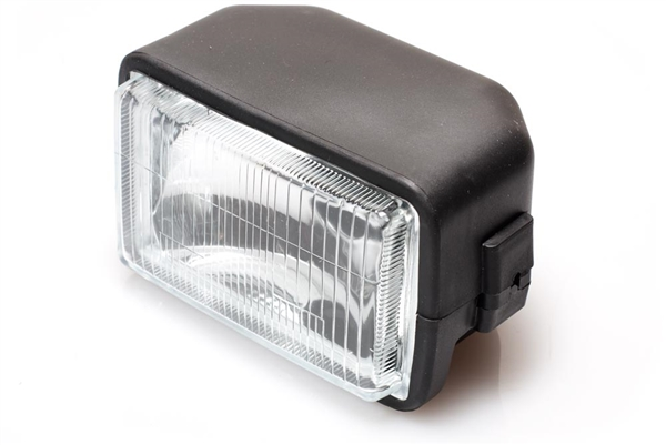 Tomos Moped Square Black Head light