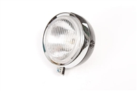 Universal Black/Chrome Head light