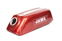 Jawa Babetta 210 Tank - Candy Apple Red