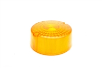 Amber Turn Signal Lens - 55mm Monting Holes