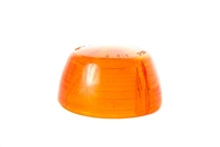 Rounded Amber Lens Cover