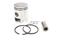 NOS original Motobecane Piston - 38.96mm - size E part # 22277