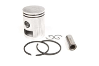 NOS original Motobecane Piston - 38.97mm size G 22278