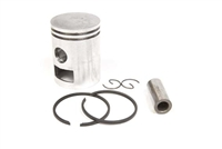 NOS original Motobecane Piston - 38.98mm - size J part # 22279