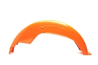 NOS Orange Motobecane 50v Rear Fender