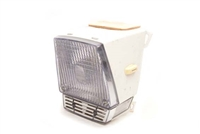 White Motobecane av88 Head Light