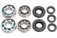 Minarelli v1 Moped Engine Bearings and Seals Set
