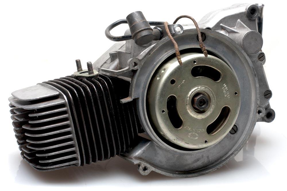 Used Minarelli v1 Kickstart Engine