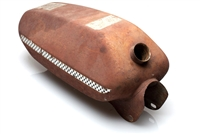 Used Morini Pacer Moped Gas Tank