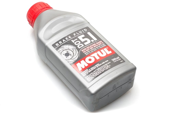 Motul Dot 5.1 Hydraulic Brake Line Fluid