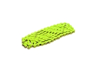 "Green 1/8"" Pedal Chain - 112 Links"