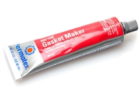 Permatex High-Temp RED RTV Silicone Gasket - 3oz Tube
