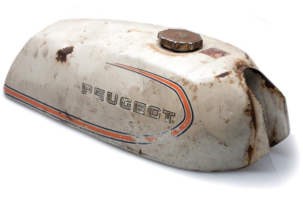 Used Peugeot TSM Moped Gas Tank