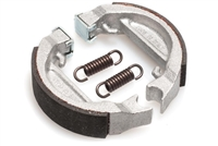 Polini Brake Shoe Pads - 80mm x 18mm