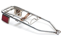 Puch Maxi Moped Chrome Rear Bookrack