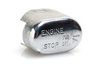 Puch Oval Engine Stop Switch Cover