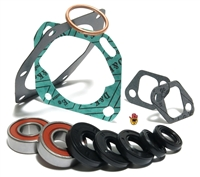 Vintage Sachs engine rebuild kit for 504 and 505 motors.