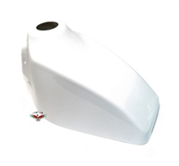 Used Tomos tx50 Moped Plastic Tank Cover