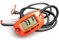 Trail Tech TTO Temperature Gauge - Orange