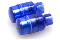 Blue MICRO Streetfx LED Valve Stem Caps