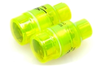 Green MICRO Streetfx LED Valve Stem Caps