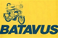 Free Batavus Moped Dealer Information Manual