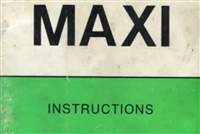 Free Puch Maxi Moped Owners Manual
