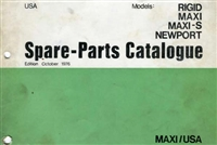 Free Puch Maxi Moped Spare Parts Catalog Manual